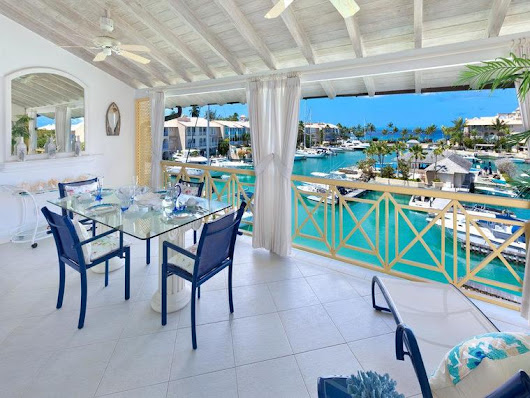 Luxury Barbados Apartment | Port St. Charles 349 | Rent A Barbados Villa