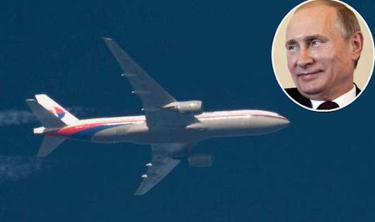 Missing Malaysia Airlines flight MH370 was 'hijacked by Russians', claims aviation expert