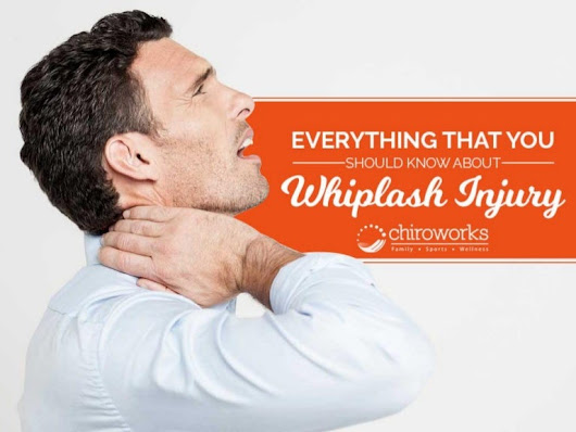 Everything That You Should Know About Whiplash Injury