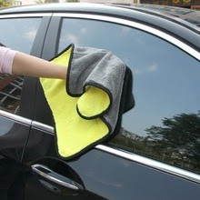Car Cleaning Towels  Absorbent Car Wash Cloths Scratch Free