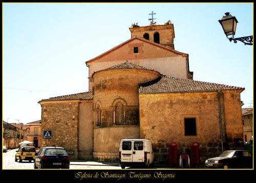 Iglesia de Santiago. Turégano