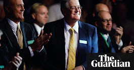 Democratic senators scrutinize Koch brothers' 'infiltration' of Trump team | Environment | The Guardian