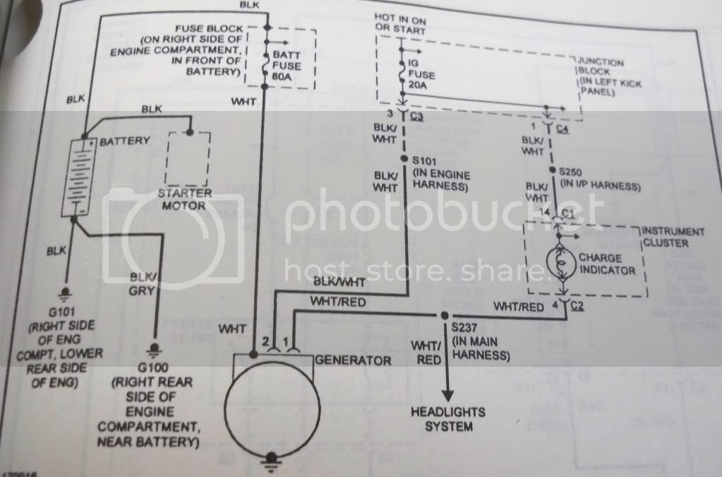 Diagram 2003 Tracker 2 5 L Wiring Diagrams