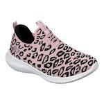 Skechers Girls' Ultra Flex Wild and Free Sneakers