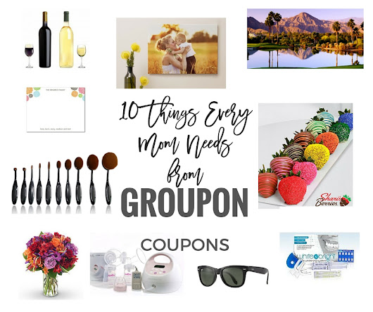 10 Things Moms Need from Groupon - Little Lovelies Blog