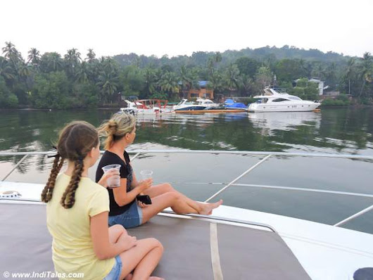 10 Reasons To Take A Yacht Ride In Goa