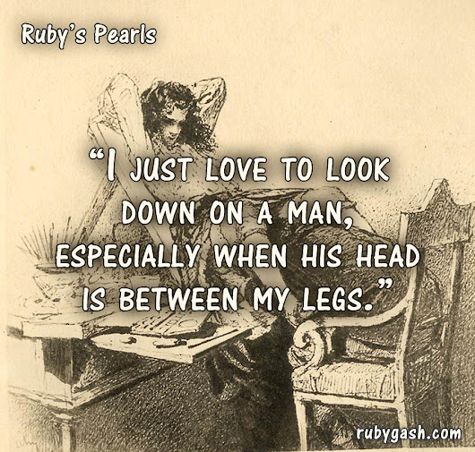 Look Down On A Man - Ruby G.Ash