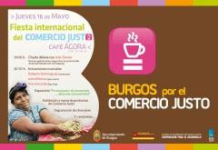 EL COMERCIO JUSTO TOMA LAS CALLES DE BURGOS