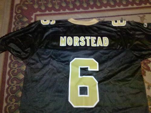 Morstead for MVP