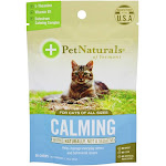 Pet Naturals of Vermont Calming Treat For Cats of All Sizes 30 Chew(s)
