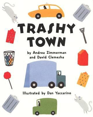 Cover Art for Trashy town