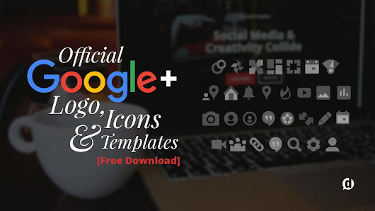 Google+ Logo Plus Official Icons and Templates: Free Download