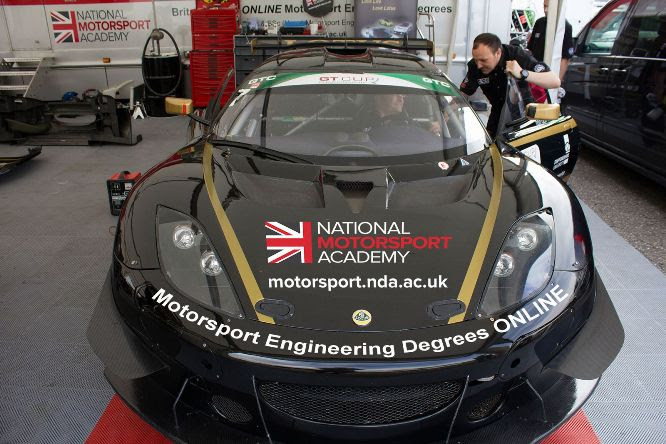 Launch of World's First Online Motorsport Engineering Degree