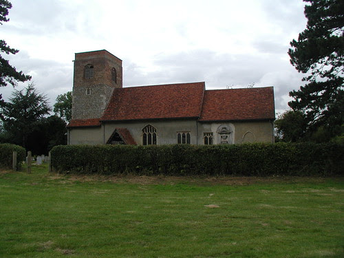 Badley Church
