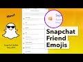 Snapchat Emoji Guide