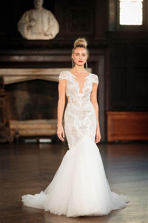 Berta Fall 2017   New York Bridal Fashion Week   Chic