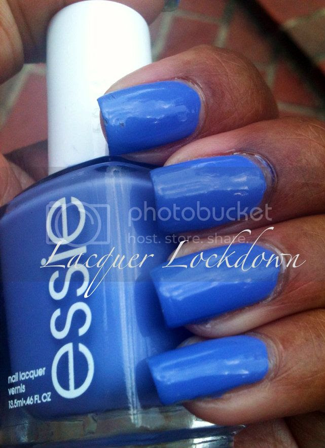 Lacquer Lockdown - Essie Boxer Shorts, Essie Yogaga Collection