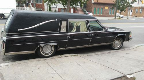 1989 Cadillac Hearse in Excellent condition for sale