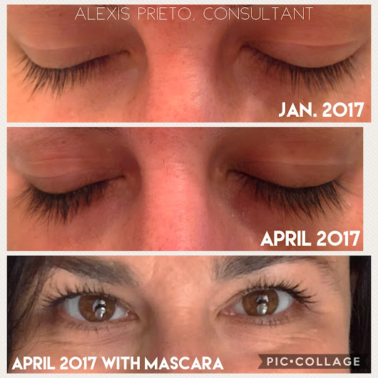 Lash Boost - My Results - The Exhausted Mom