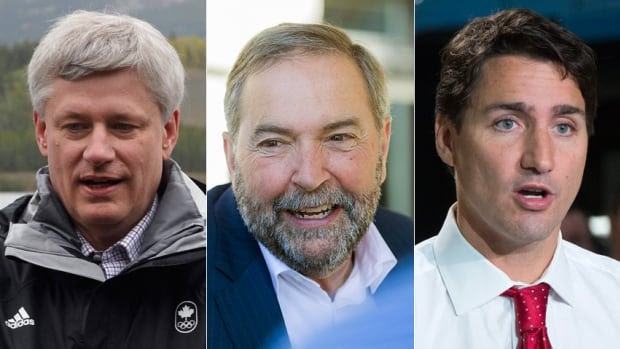 Conservative Leader Stephen Harper, NDP Leader Tom Mulcair and Liberal Leader Justin Trudeau all know Ontario is crucial to their election hopes.