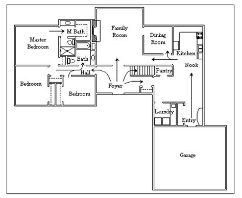 simple house designs  floor plans simple country home