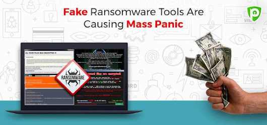 Fake Ransomware Tools Causing Mass Panic