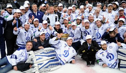 Dynamo Moscow 2012 Gagarin Cup, Dynamo Moscow 2012 Gagarin Cup