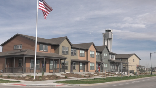 Residents get keys to their new homes at Stapleton's newest affordable housing development