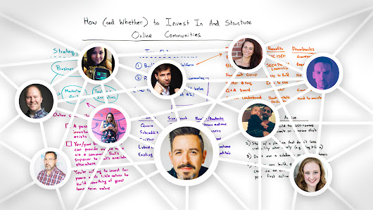 How (and Whether) to Invest in and Structure Online Communities - Whiteboard Friday