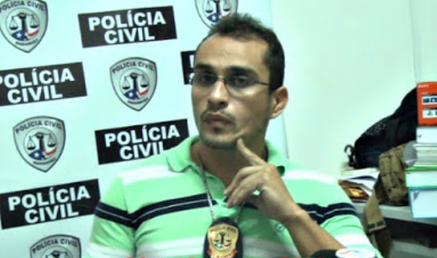 Delegado Alex Aragão Melo