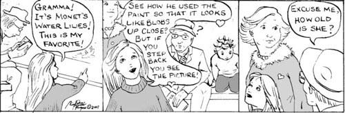 Home Spun Comic Strip #75
