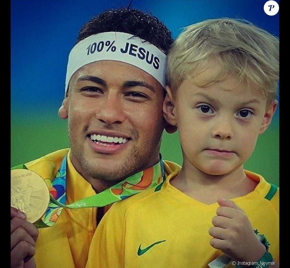 Neymar Se Declara Para Filho Davi Lucca Em Seu 5º Aniversário
