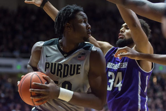 Purdue Men's Basketball: Swanigan's 20 double-doubles lead nation