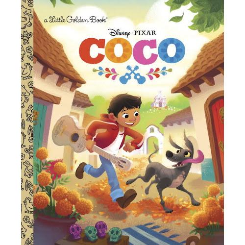 Disney Pixar: Little Golden Book