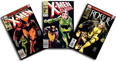 Uncanny X-Men #173, X-Men Classic #77, Rogue #9
