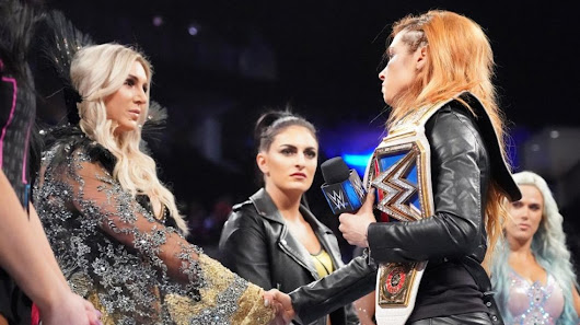 Ronda Rousey Comments On Becky Lynch Getting Pulled From Survivor Series