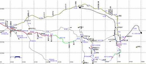 福卯古道map2a