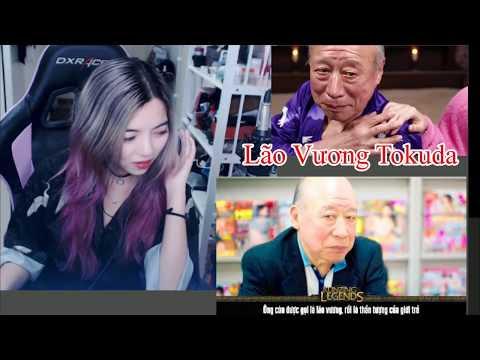 Nghe Rap Về Tokuda - Thần Tượng Mọi Lứa Tuổi || OHSUSU REACTION