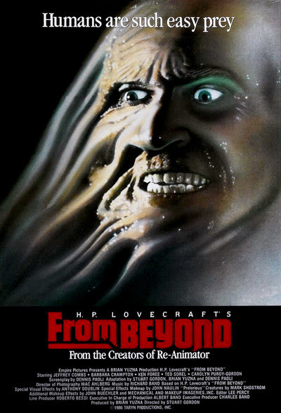 200 Items Or Less: From Beyond (1986)