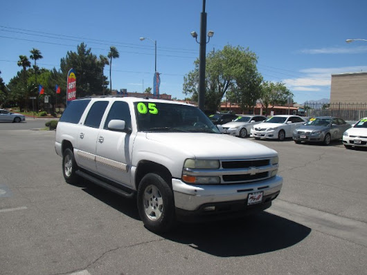 Used 2005 Chevrolet Suburban 1500 2WD for Sale in Las Vegas NV 89110 RT Motorsports Auto Sales