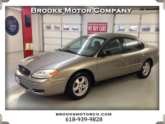 Used 2004 Ford Taurus for Sale in St Louis MO 63129 Brooks Motor Company