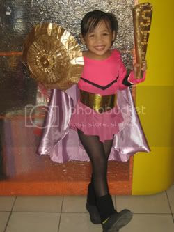 Gabbie as Super Inday