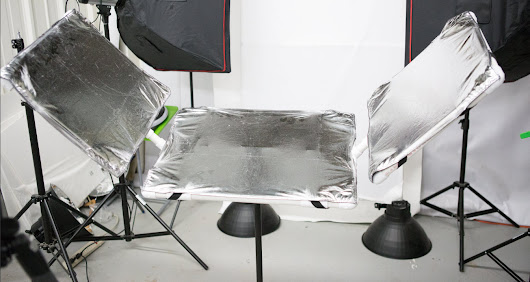 DIY: Make Your Own Triple Reflector For Less Than $40