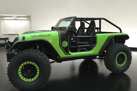 2016 Easter Jeep Safari Concepts - Motor Trend