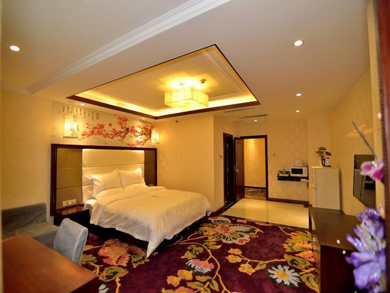 Review Youjia Hotel and Apartment Guangzhou Huadu