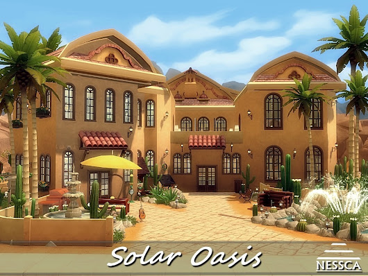 Nessca - Solar Oasis is a beautiful, large house. The sunny...