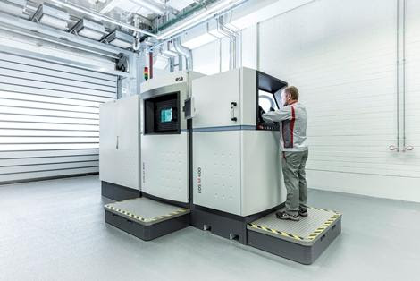 EOS and Audi Announce New Development Partnership Focusing on Metal Additive Manufacturing