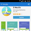 "Samsung S Health app gets a major ""re-design"" update (version 4.1)"
