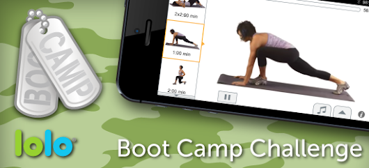 Experience a military-style boot camp with Boot Camp Challenge