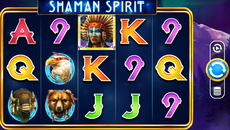 Shaman Spirit Slot might look quite familiar to you, as it is a sequel to the much popular Shaman's Dream Slot by the same provider.After the huge success of its predecessor, the game provider has come up with a game with great graphics and the origin features that made Shaman's Dream Slot a .Bozüyük